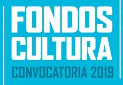 Abre convocatoria para Fondos de Cultura 2019